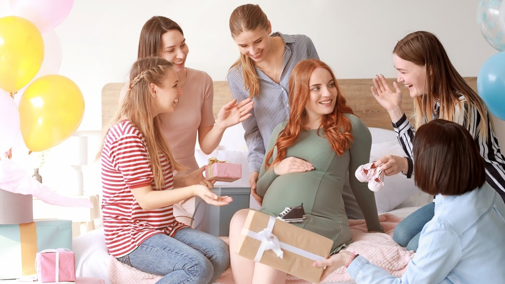 Baby shower - impreza dla mam