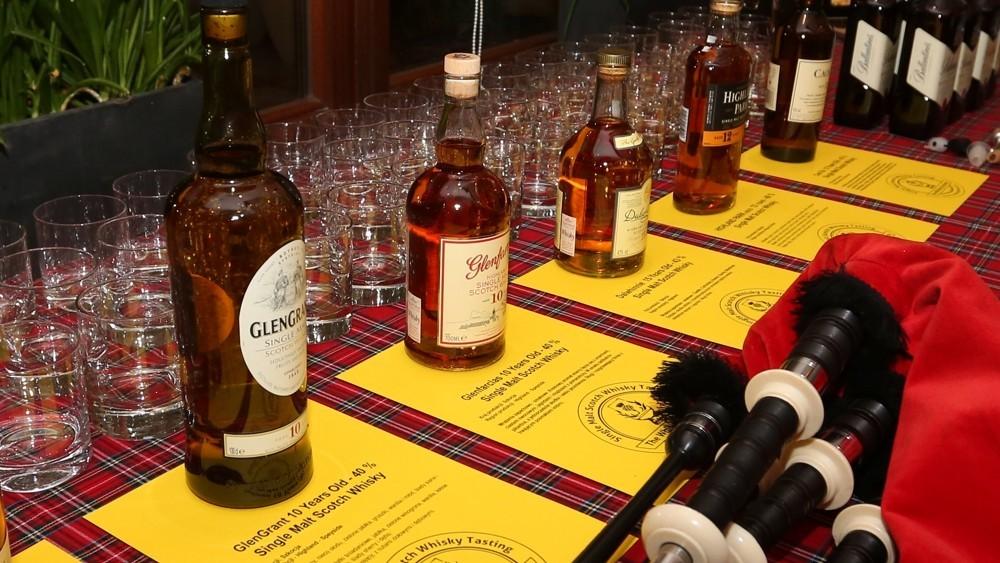 degustacja whiskey